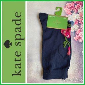 🆕♠️Kate Spade New York Crew Socks